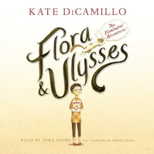 Flora & Ulysses + 9 More of The Best Audiobooks for Kids - to Make Summer Learning Easy Peasy and Fun - at B-Inspired Mama