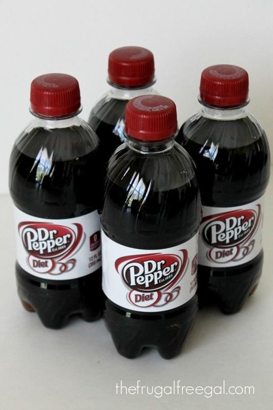 Diet Dr Pepper sweeps 2