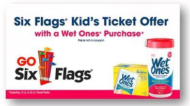 Six Flags is proud to bring you these special deals along with offers from our partners. And don't forget to sign up to receive email updates about news, events and discounts from Six Flags Great Adventure.