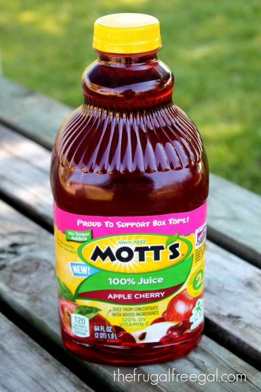 Mott's® Social Contest – Win a $100 e-Gift Card to Walmart!
