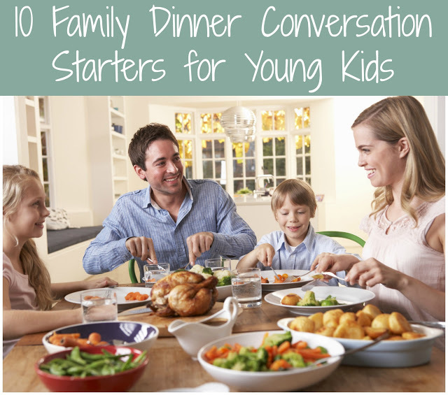 conversation starters for family dinners, family dinner conversation starters for young kids, frozen meals for busy nights, family meal ideas, dinner ideas for families, dinner ideas for busy families,