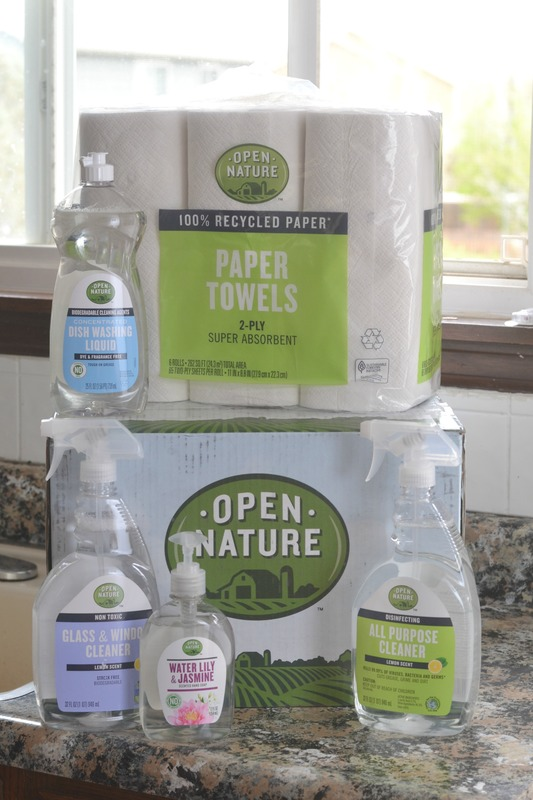 Open Nature™, A Safe Way To Spring Clean With Open Nature™, spring cleaning, organic cleaning supplies, why use organic cleaning supplies, spring cleaning fun, how to spring clean your house