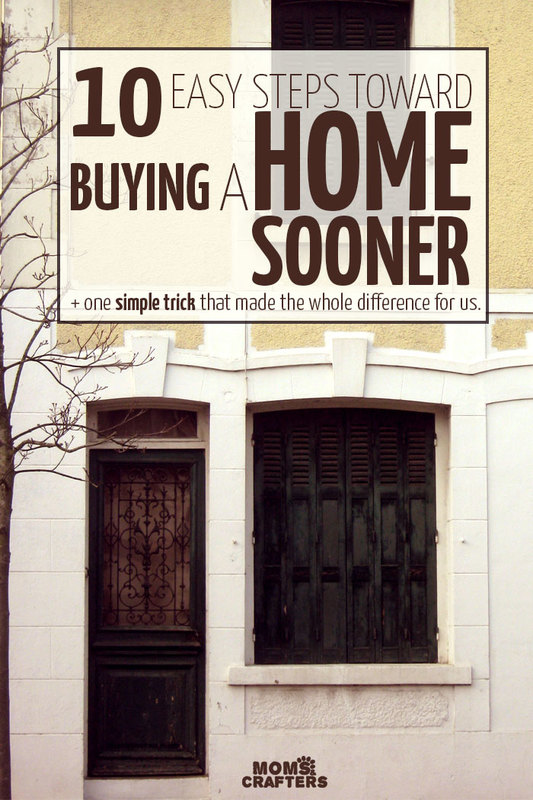 Everyone wants to own a home. Read these amazing tips toward buying a house sooner - it can be a game changer!