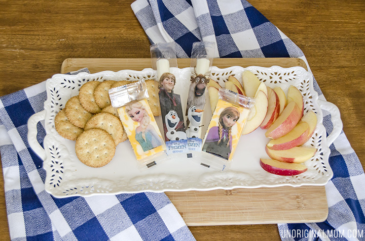 The Snack Tray: How I carve out 10 minutes of intentional, focused time with my daughter every day.