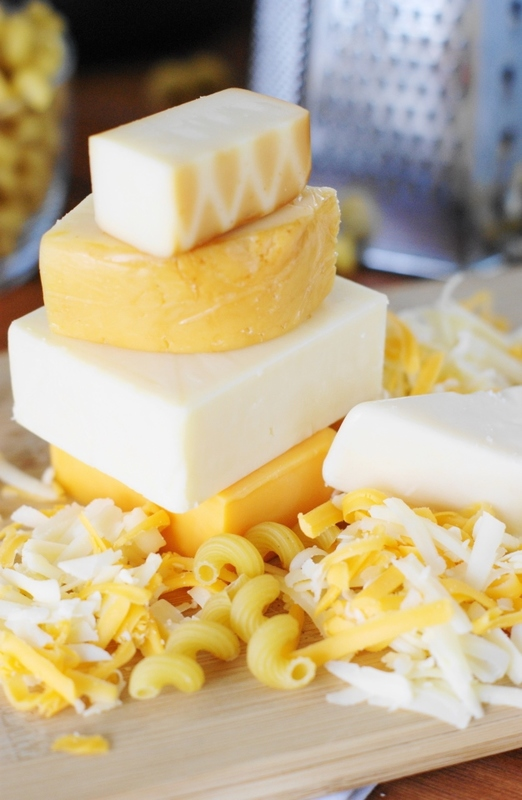"""5-Cheese Stovetop Macaroni and Cheese {from """"In the ..."""