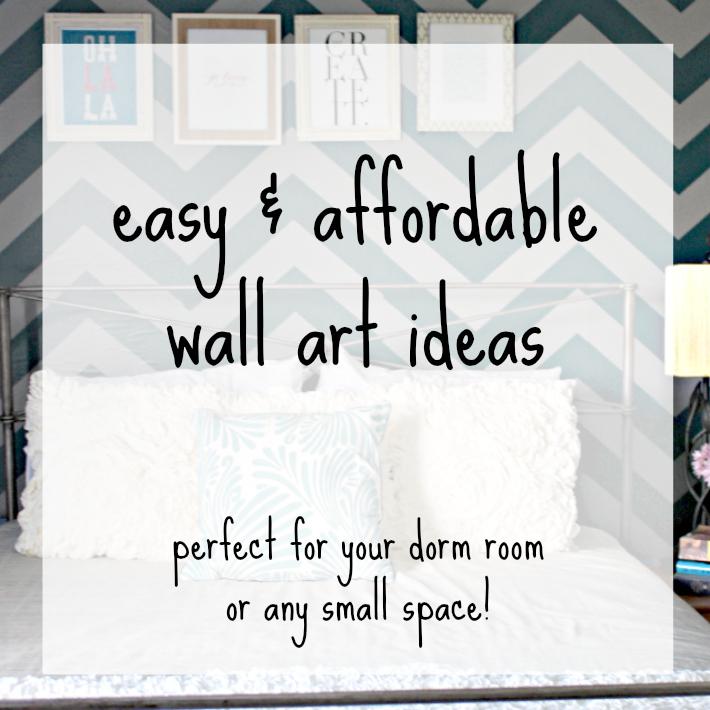 #getdormified-#smallspacestyle-wall-art-ideas-dormify