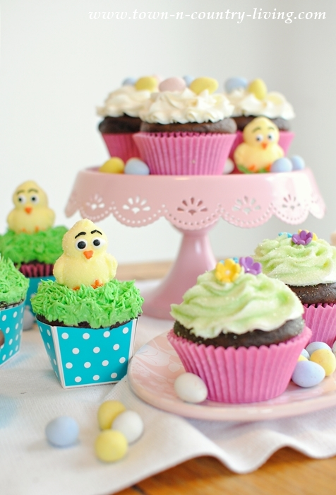 Mix Up a Moment and Bake Easter Cupcakes with Family