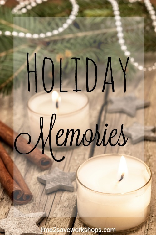 Creating Holiday Memories & Traditions #HolidayMeans
