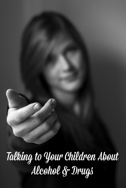 When To Start Talking With Your Kids About Substance Abuse >> Talking to Your Children About Alcohol & Drugs - Life as Leels