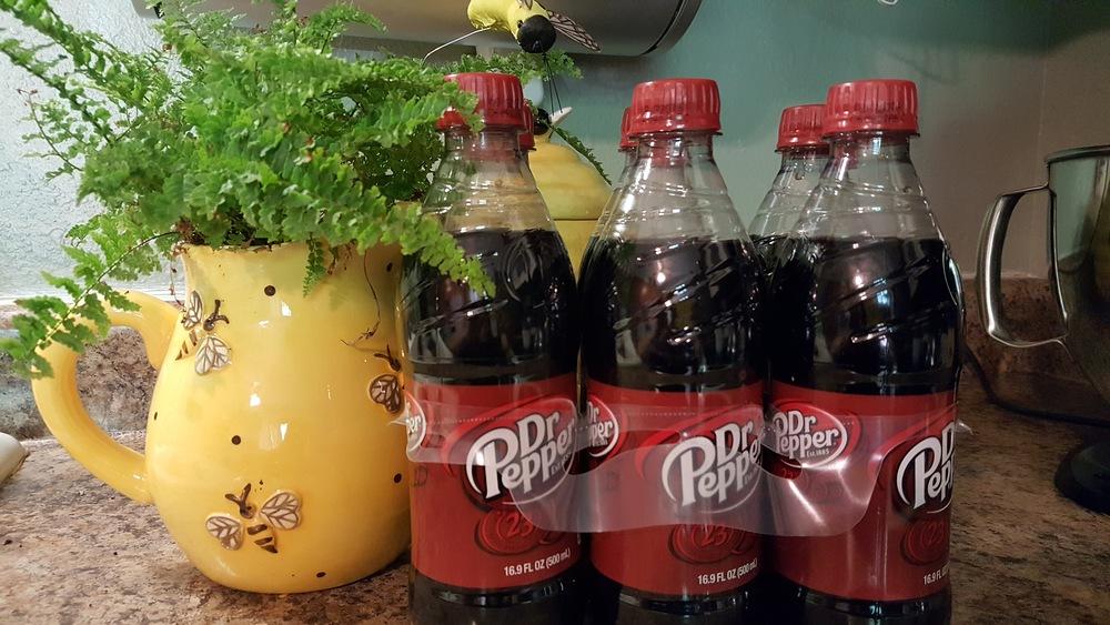 Dr Pepper MumbleBeeInc