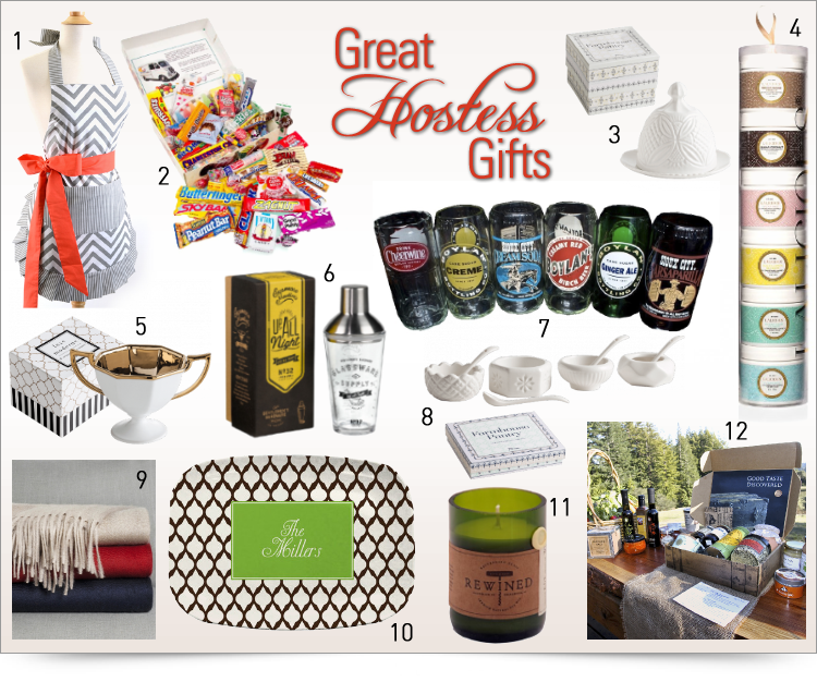 Host Gift Ideas free is my life: gifts: 12 stylish holiday hostess gift ideas that