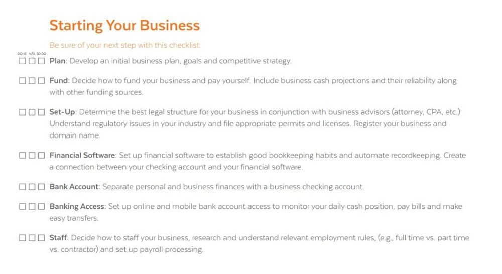 SunTrust Small Business Best Practices Guide
