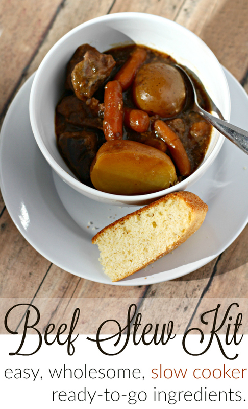Beef Stew Kit Pin