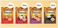 Triscuit new flavors